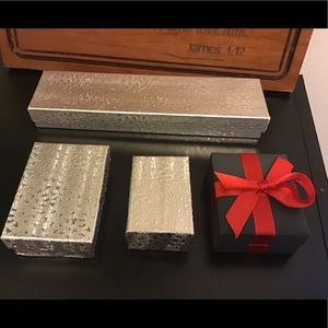 Accessories - Jewelry gift boxes